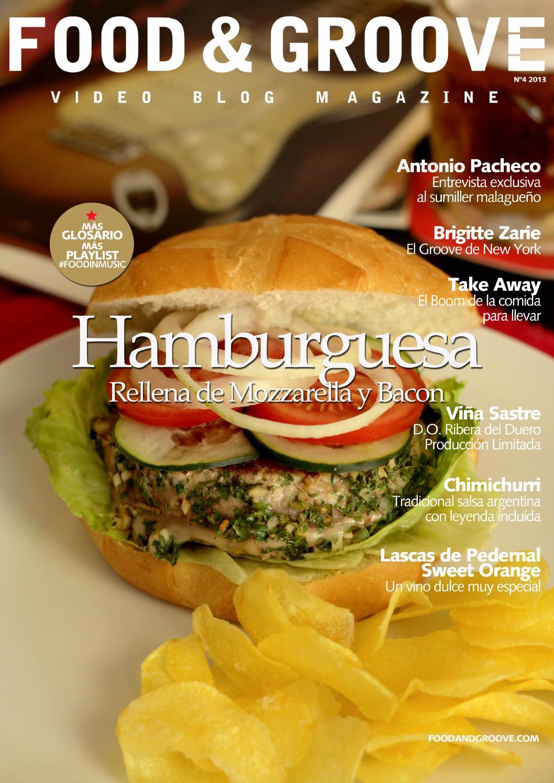 Food & Groove Nº4, 2013