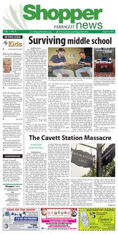 1521977d778 Farragut Shopper-News 080513 by Shopper-News - issuu