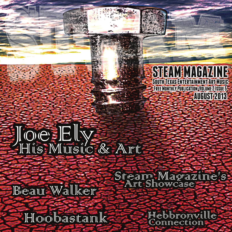 STEAM Magazine South Texas Entertainment Art Music volume 2