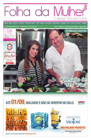 5efdc90a36b6a Folha da Mulher - São José dos Pinhais - edição 18 - Agosto 13