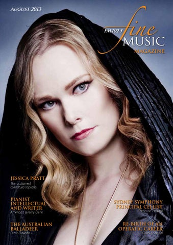 Fine Music Magazine August 2013 By Editor Issuu