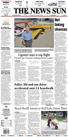 The News Sun – August 5, 2013 by KPC Media Group - issuu