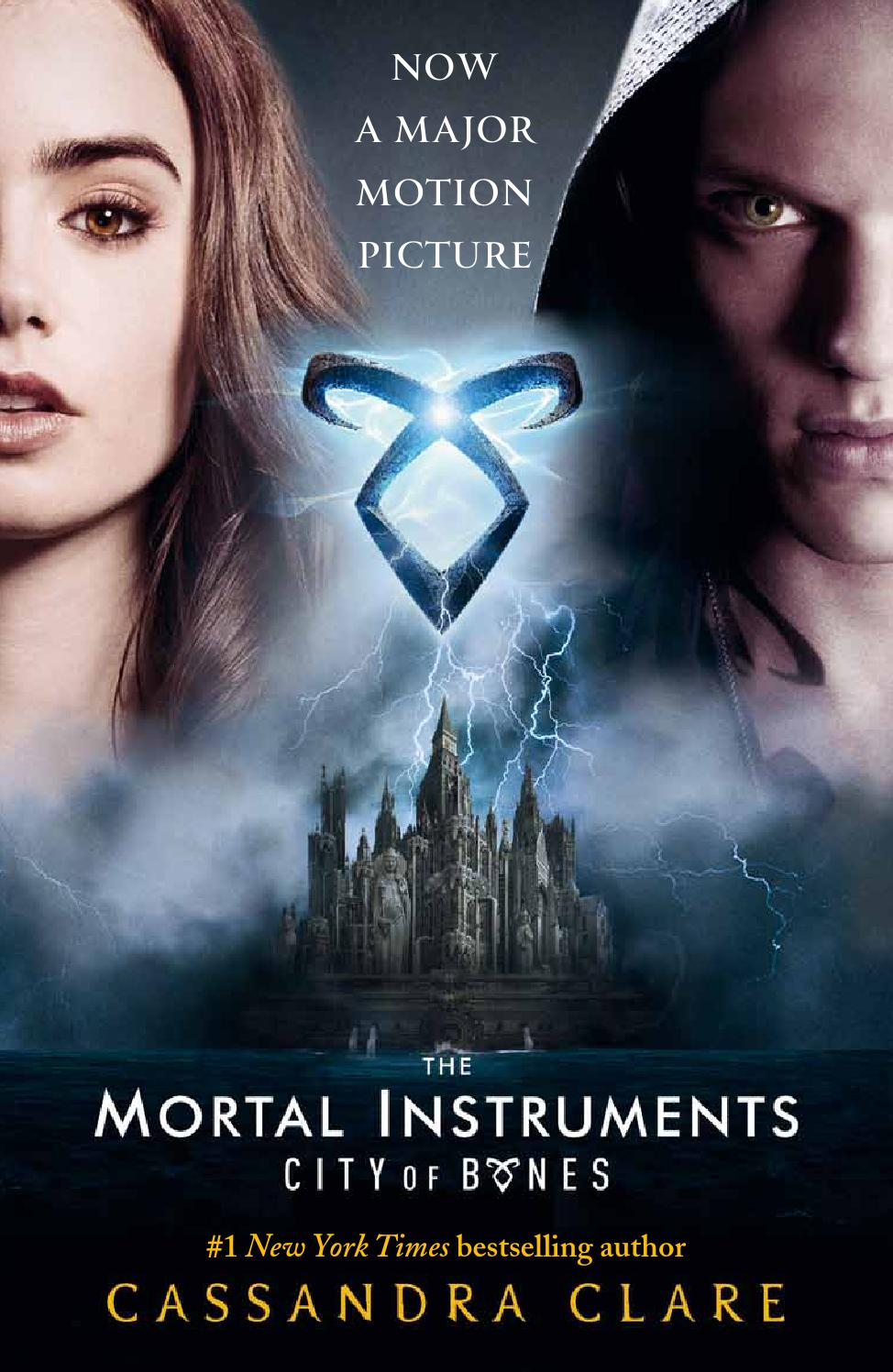 The Mortal Instruments City Of Bones By Pvr Pictures Issuu