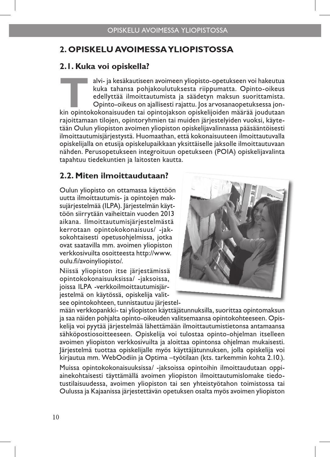 Oulun Avoin Yliopisto