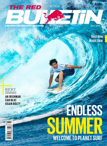 d73ed4c10377e The Red Bulletin July 2013 – IE by Red Bull Media House - issuu