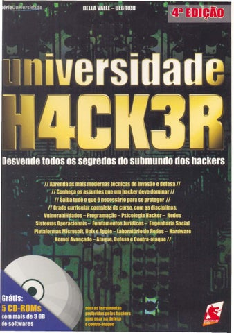 e5f112376c5 Universidade H4CK3R by Rayckon - issuu