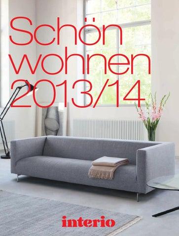 Schön Wohnen Interio Katalog 201415 By Interio Interio Issuu