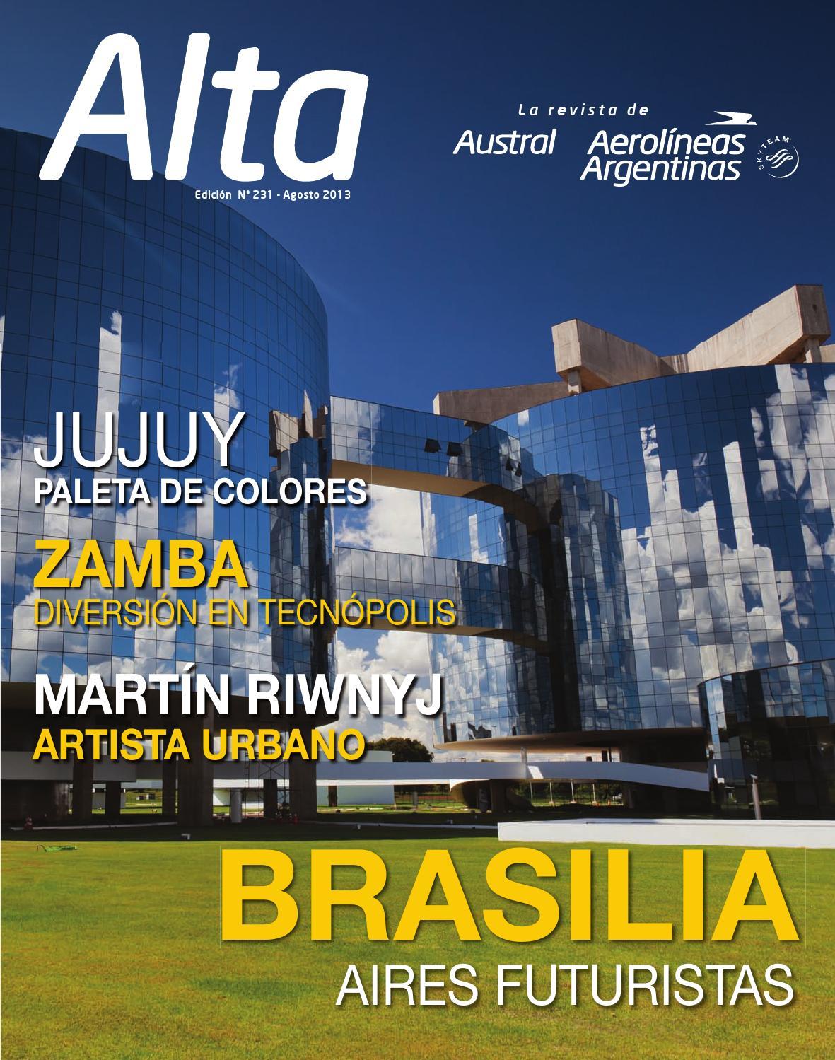 Alta Agosto 2013 By Manzi Publishing Issuu