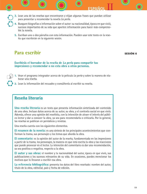 Español 2o. Grado Volumen II by Rarámuri - issuu