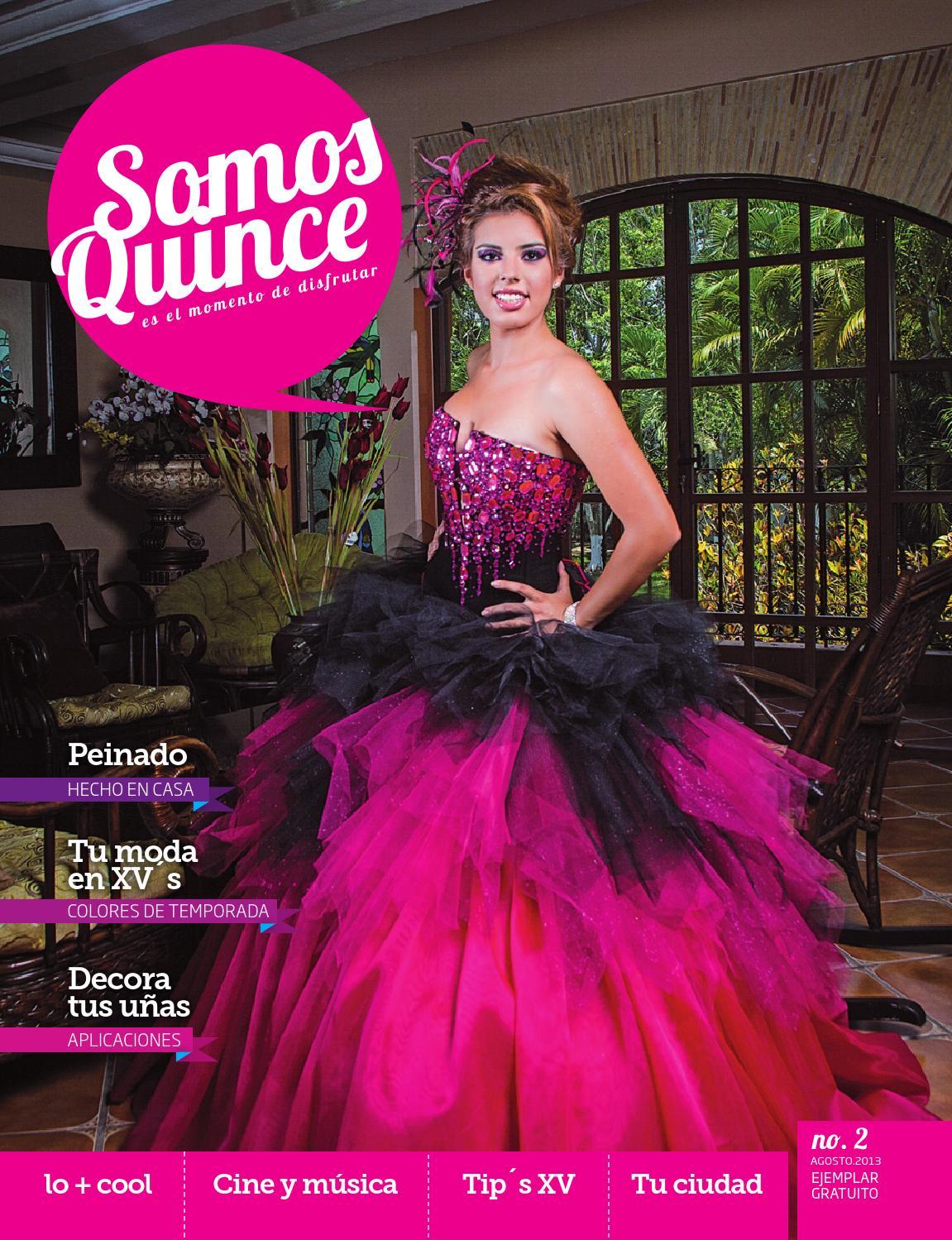 Somos Quince Agosto, No. 2 by Somos Quince - issuu