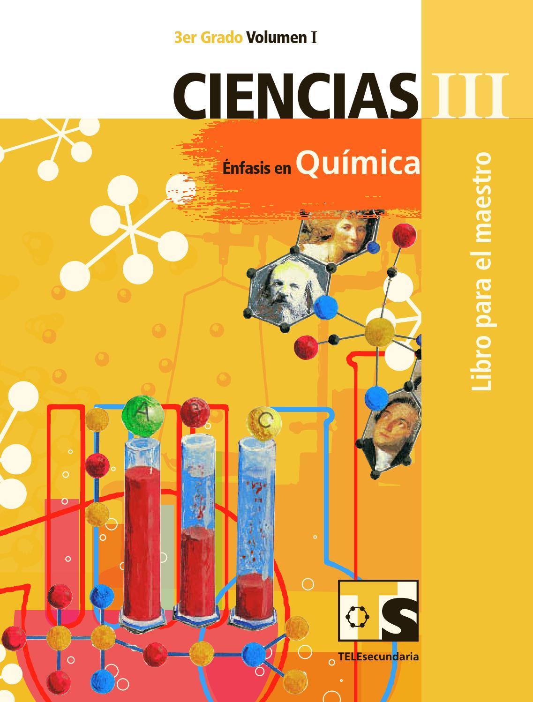 Maestro. Ciencias 3er. Grado Volumen I by Rarámuri - issuu