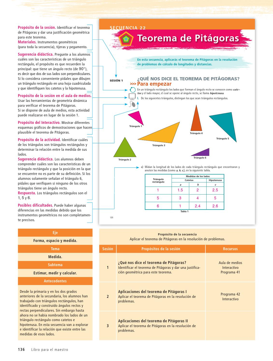 Maestro. Matemáticas 3er. Grado Volumen II by Rarámuri - issuu