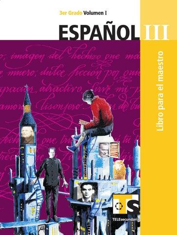 Maestro. Español 3er. Grado Volumen I by Rarámuri - issuu