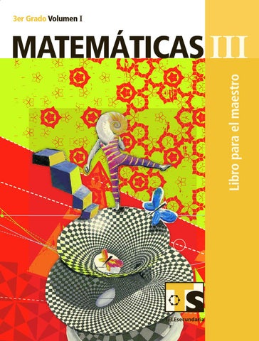 Maestro. Matemáticas 3er. Grado Volumen I by Rarámuri - issuu