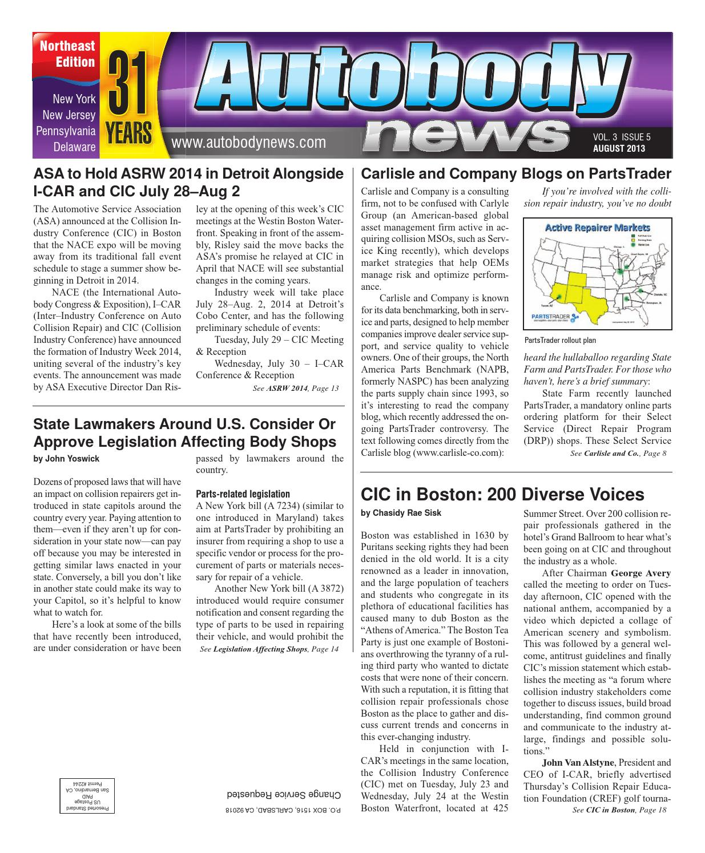 Northeast 0813 issue by autobody news issuu fandeluxe Gallery