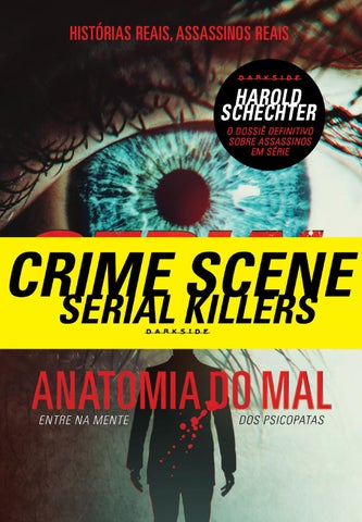 Livro Serial Killer Anatomia Do Mal Pdf