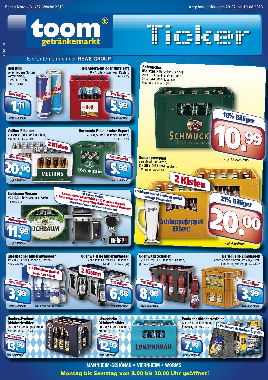 Toom Getränkemarkt Katalog gültig bis 10/08 by broshuri - issuu