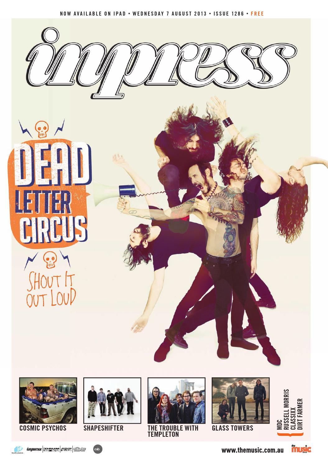Inpress Issue 1286 by TheMusic issuu