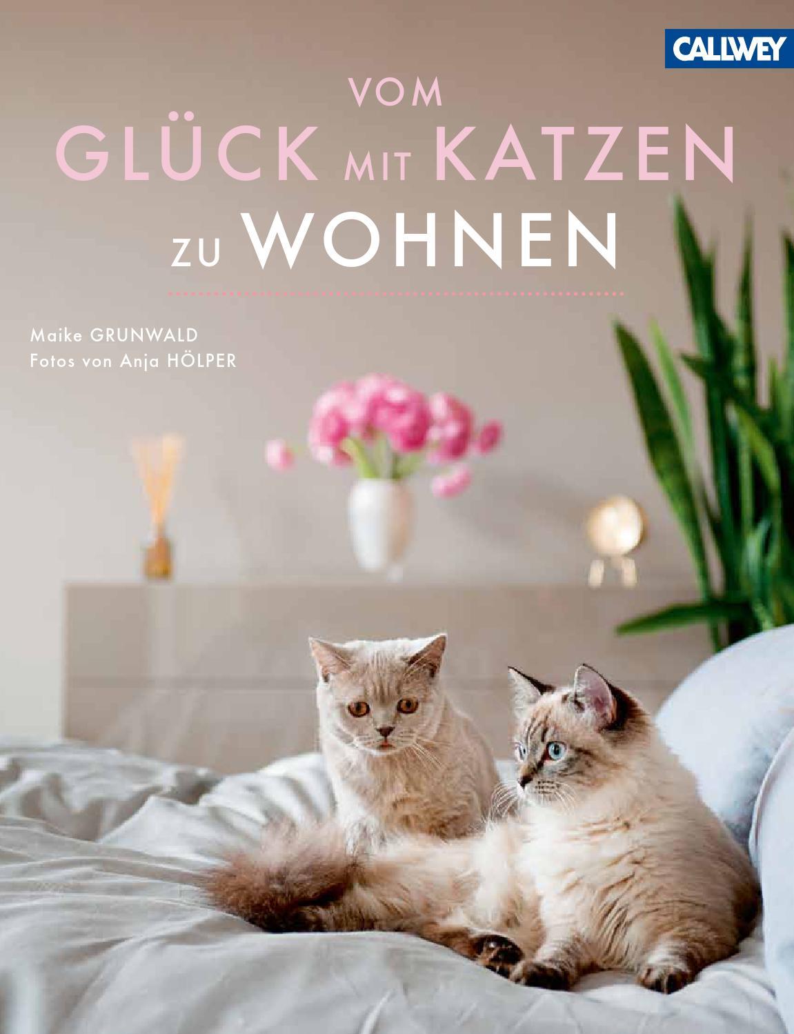 Vom Glück mit Katzen zu wohnen by Georg D.W. Callwey GmbH & Co. KG ...