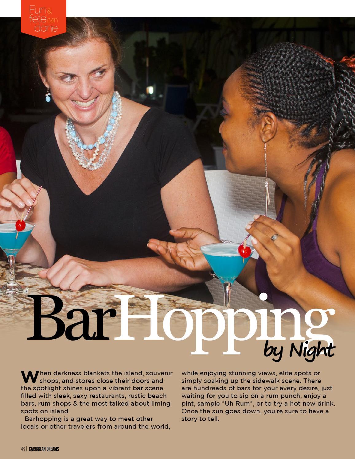 3af1736711f Caribbean Dreams Magazine - First Edition - The Barbados Issue by Caribbean  Dreams Magazine - issuu