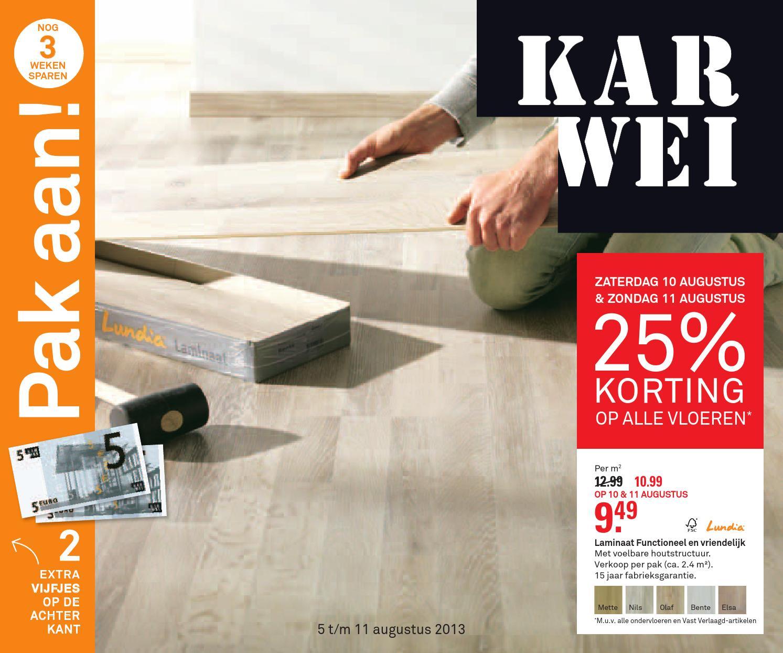 Karwei Sidetable Provence Digne.Karwei Aldi Folder Tot 11 08 By Broshuri Issuu