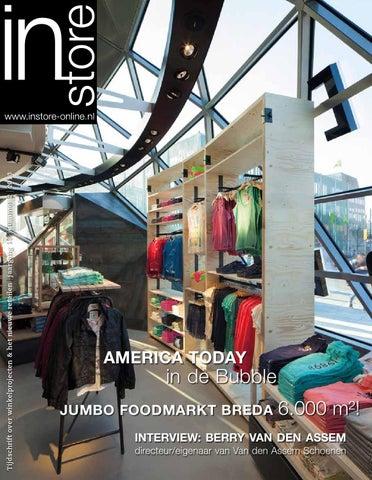 d5da67215a9 Tijdschrift over winkelprojecten & het nieuwe retailen I jaargang 18 I  nummer 2 I 2013