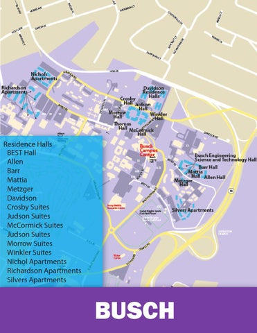 Rutgers Move In Guide 2013 by ResKnights - issuu