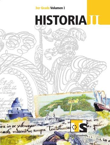 Historia 3er. Grado Volumen I by Rarámuri - issuu