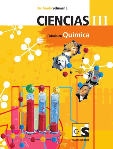 Ciencias 3er grado volumen i by rarmuri issuu ciencias iii nfasis en qumica urtaz Images