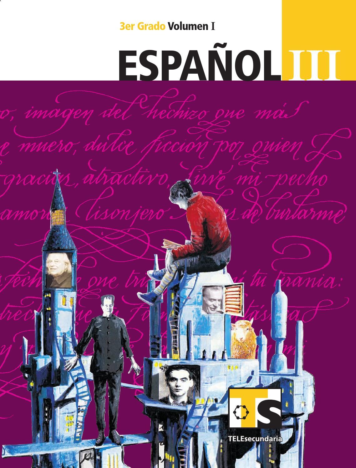 Español 3er. Grado Volumen I by Rarámuri - issuu