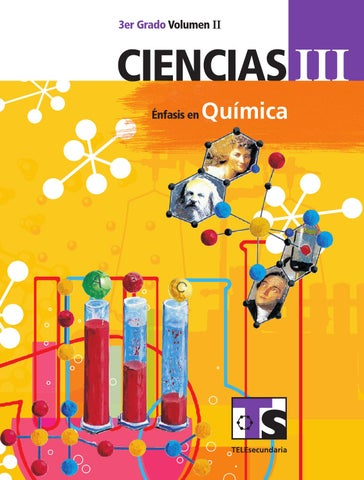 Ciencias 3er. Grado Volumen II by Rarámuri - issuu