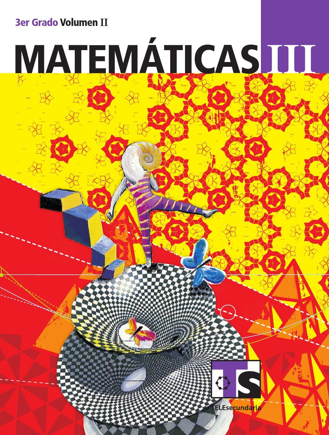 Matemáticas 3er. Grado Volumen II by Rarámuri - issuu