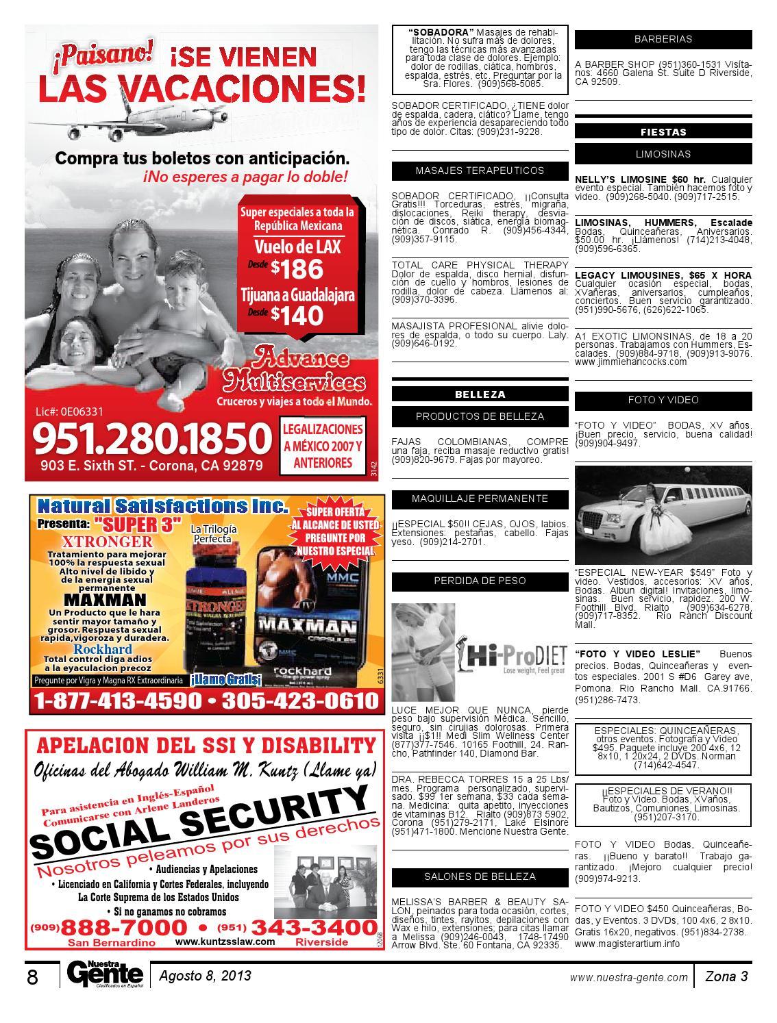 Nuestra Gente 2013 Edicion 32 Zona 3 by Nuestra Gente - issuu