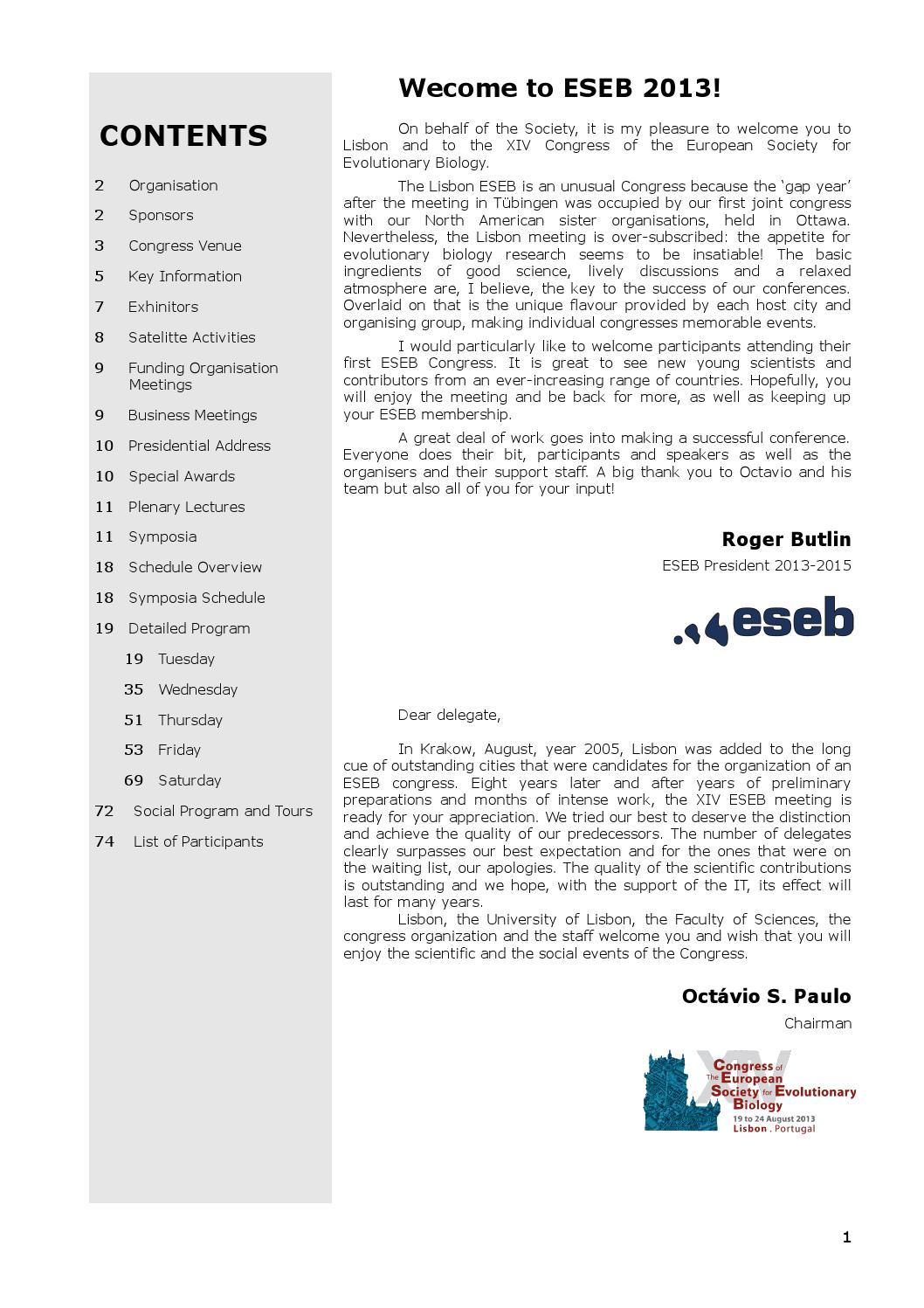 Congress program v25 by Bruno Costa - issuu