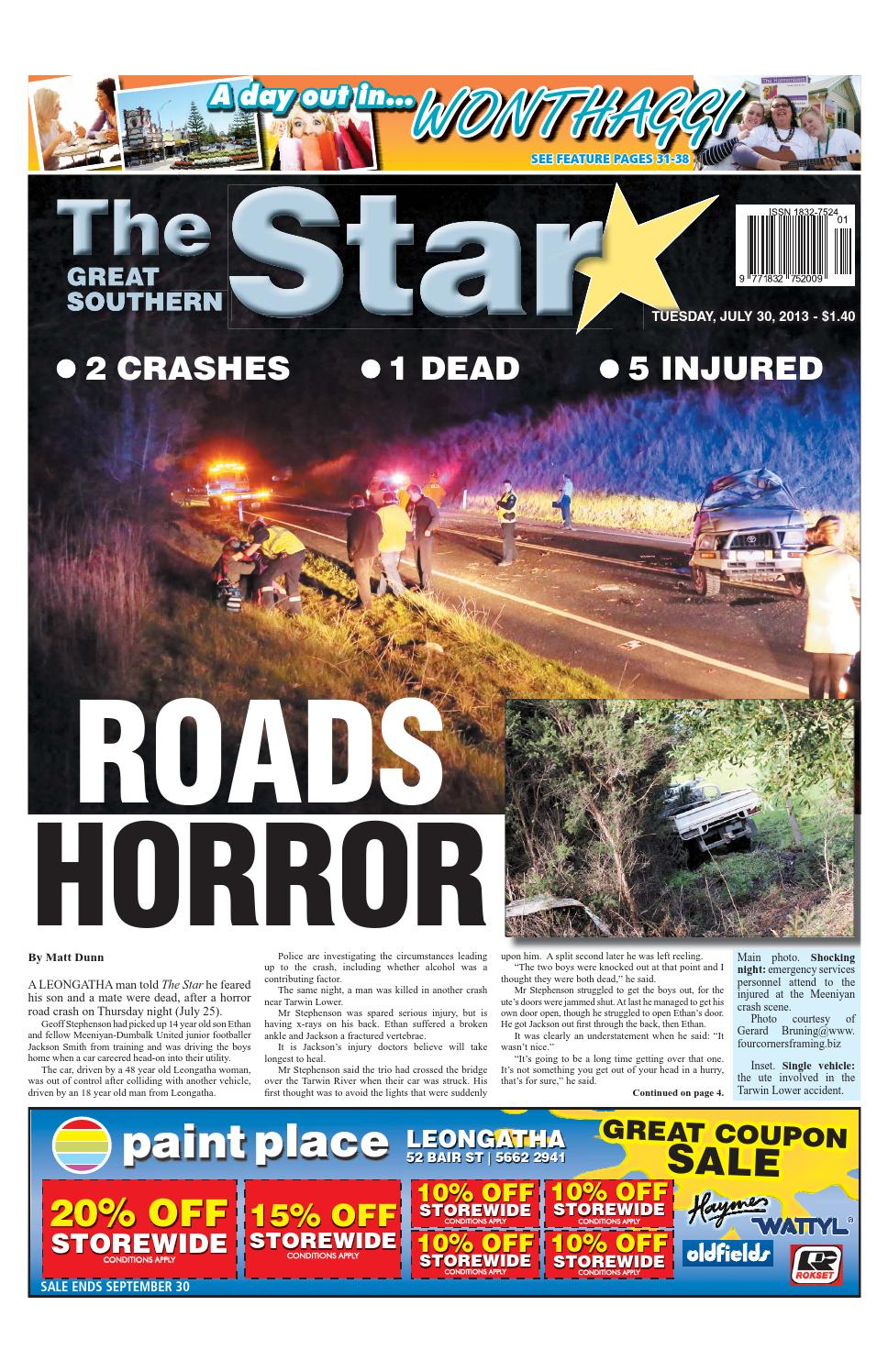 The Great Southern Star July 30 2013 By Brian Ellul Blog Airx New Controller Issuu