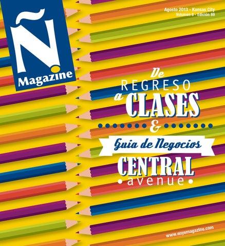 Ñ Magazine - Agosto 2013 by Ñ Magazine - issuu 4e9d8c0260259