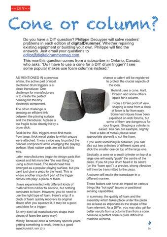 digitalDrummer May 2013 by Allan Leibowitz - issuu