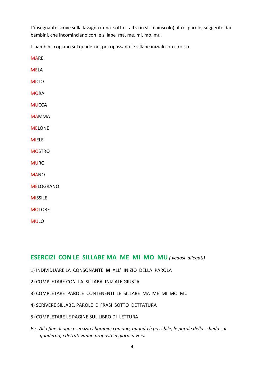 Classe1 italiano by piera civello issuu - Parole con significati diversi ...