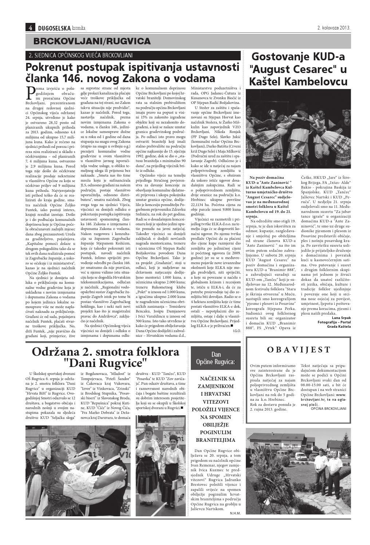 Dugoselska Kronika Br 568 By Dugoselska Kronika Issuu