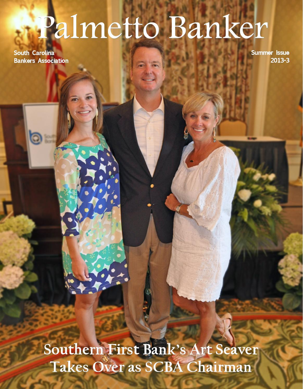Palmetto Banker Summer 2013 By Scba Issuu