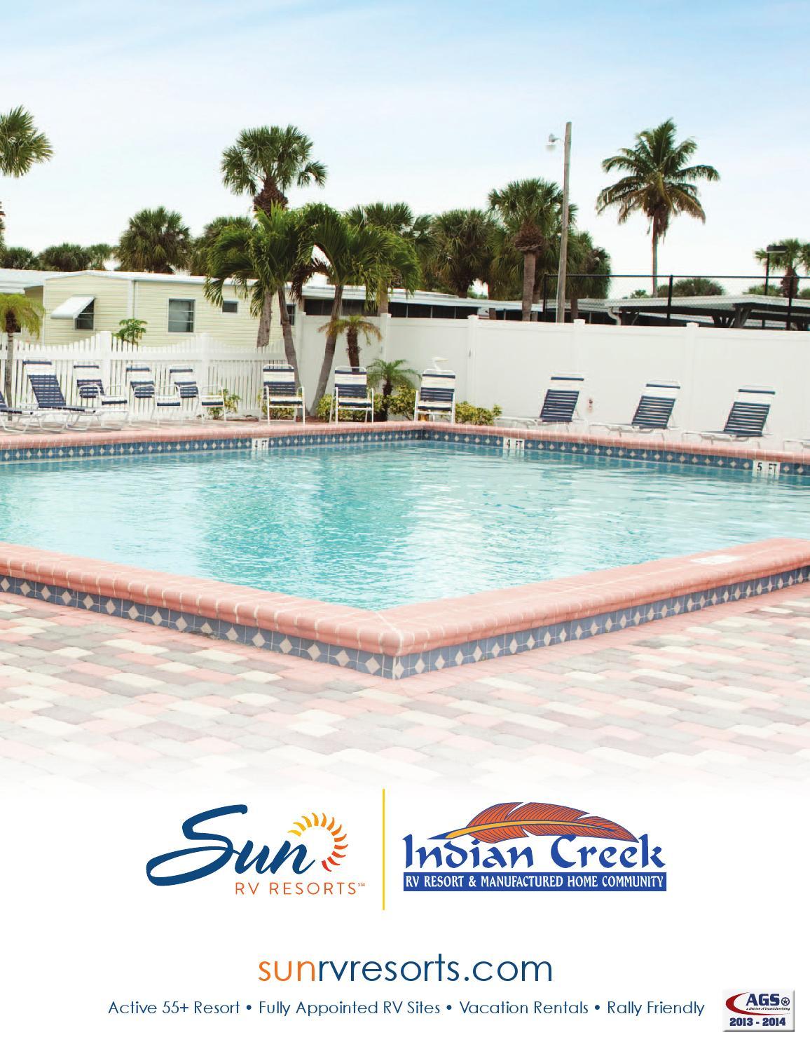 Indian Creek Rv Resort By Ags Texas Advertising Issuu