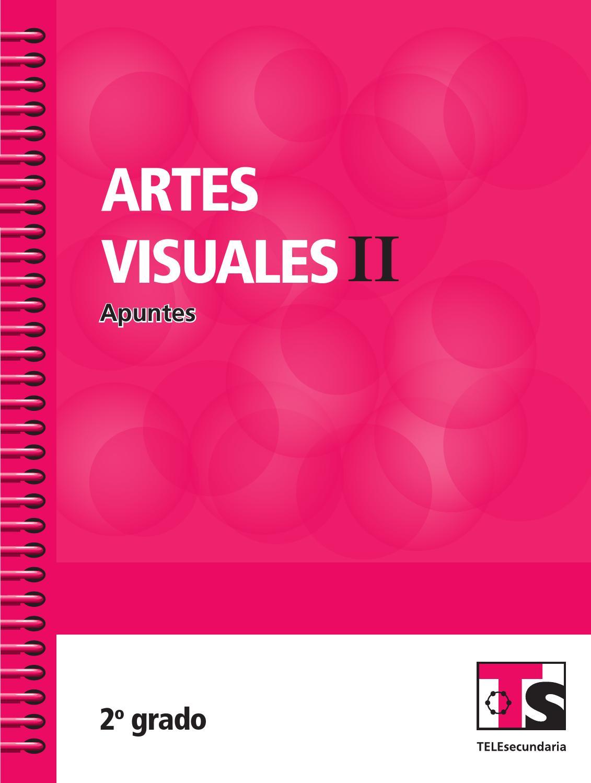 libro de artes visuales 2 secundaria editorial santillana pdf