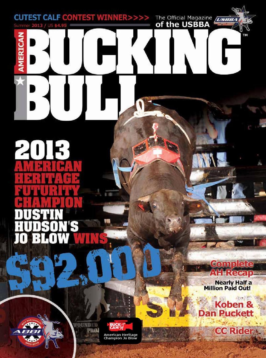 Bucking Bull 101 Cookie Cutter