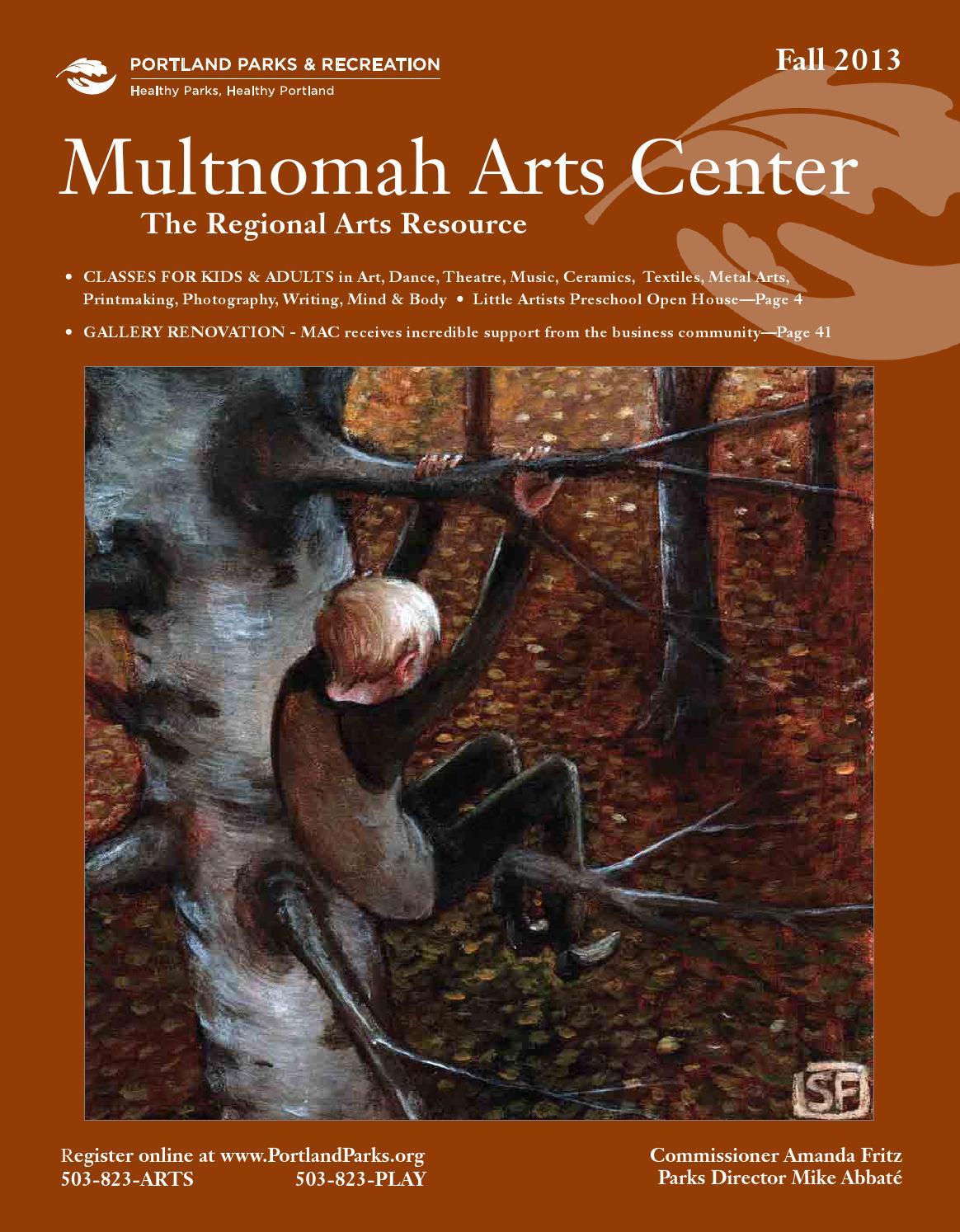 Multnomah Arts Center