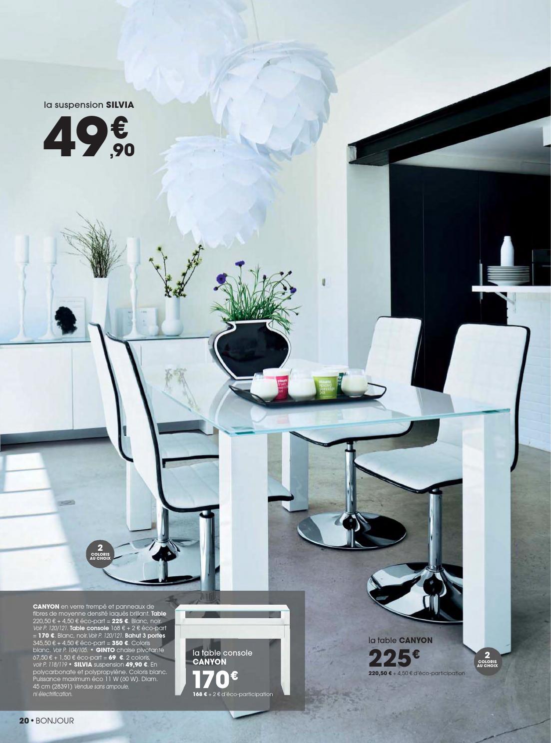 console en verre fly perfect achat x en ligne fly. Black Bedroom Furniture Sets. Home Design Ideas