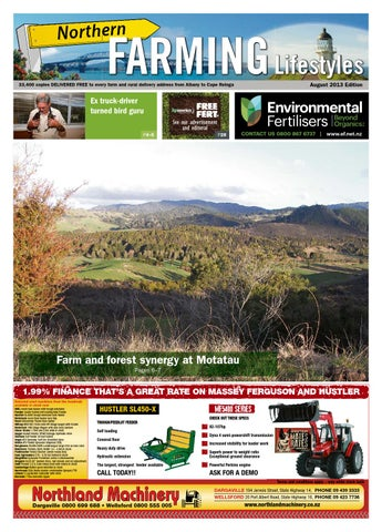 Northern farming lifestyles august 2013 by integrity community page 1 fandeluxe Choice Image