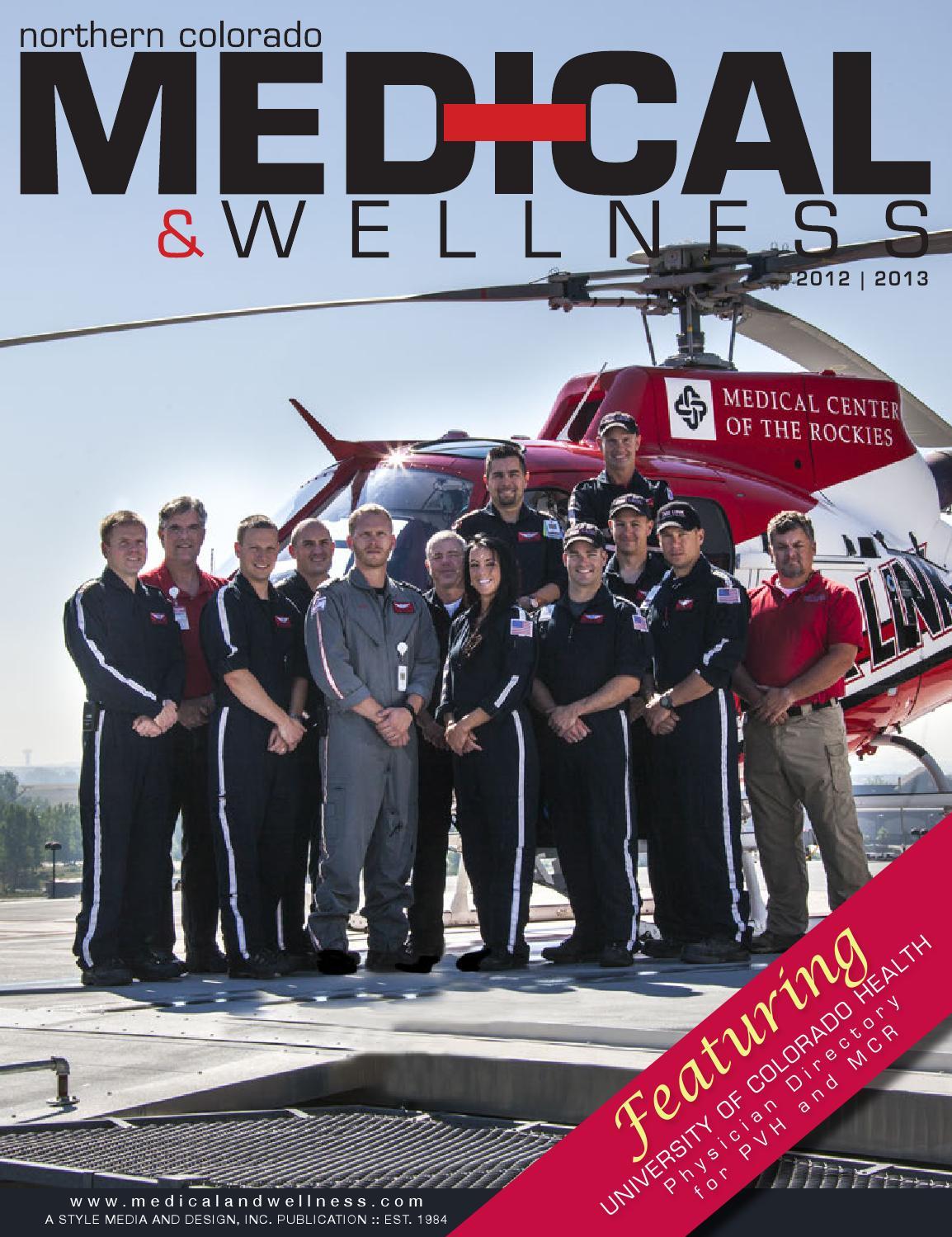 2012-07 Northern Colorado Medical & Wellness Magazine and