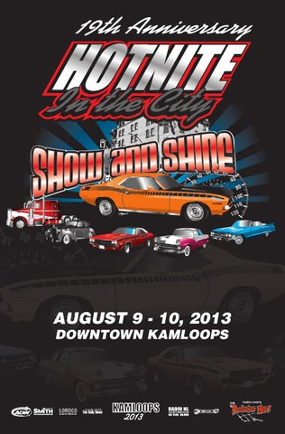 Hot nite in the city by kamloops daily news issuu august 9 10 2013 downtown kamloops solutioingenieria Images