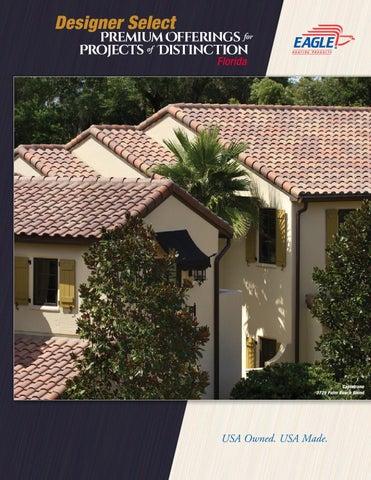 Eagle Florida Designer Select Premium Collection 2013 By
