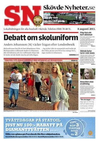 Skövde Nyheter.se sidan 24 Det går som på räls i Borgunda f28972c907639